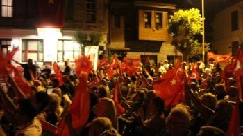 Demokrasi Ve Milli İradeye Saygı Konseri